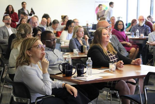 IFES Organizes Conference for Field Leadership and Headquarters Staff