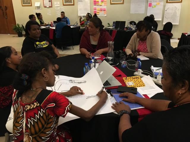 Empowering Women with Disabilities to Influence Public Policy in the Pacific Islands