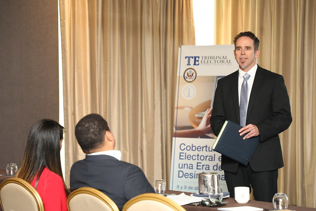 IFES Organizes Training on Countering Disinformation in Elections in Panama