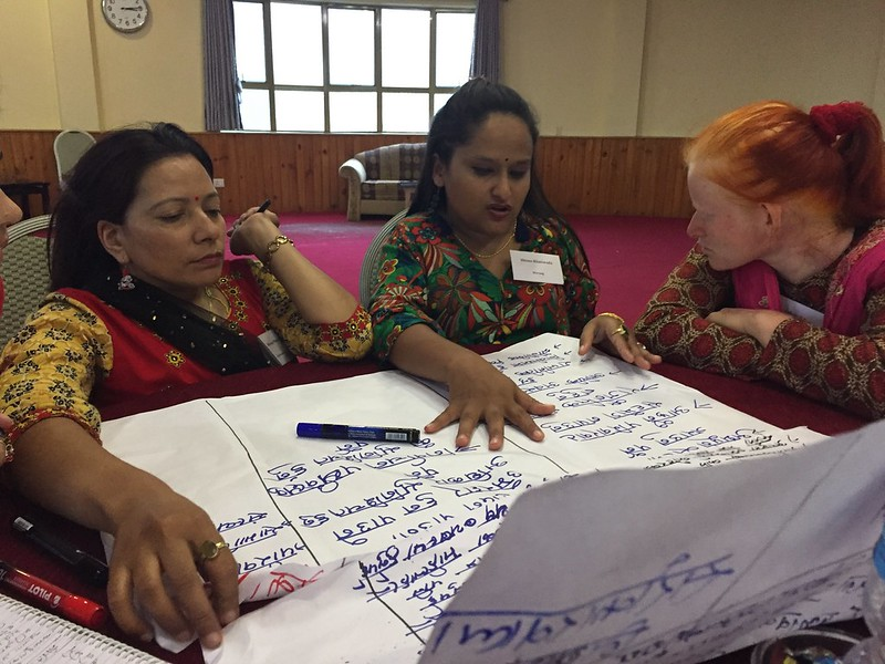 Empowering Women with Disabilities in Nepal