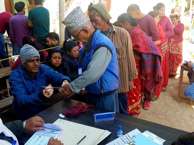 Nepalis Vote in 2019 By-Elections