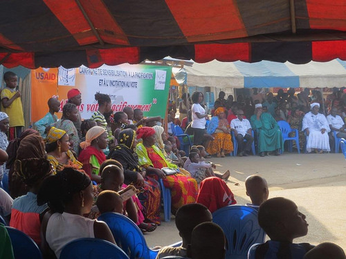 IFES Partners With N'Gboado in Côte d'Ivoire for a Voter Education Campaign