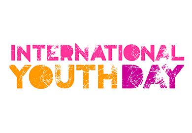Text: International Youth Day