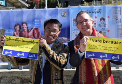 With 2017 By-Elections, Myanmar's Election Commission Looks to Build on Successes Featured Image