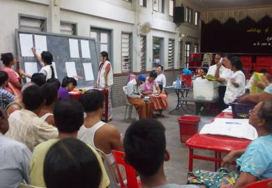 Elections in Myanmar: 2017 Legislative By-Elections Featured Image