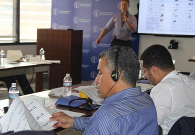 IFES Trains Libyan Diplomats on Electoral Processes Featured Image