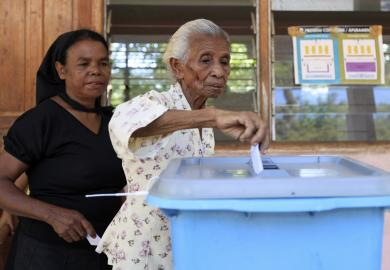 Elections in Timor-Leste: 2017 Parliamentary Elections featured image