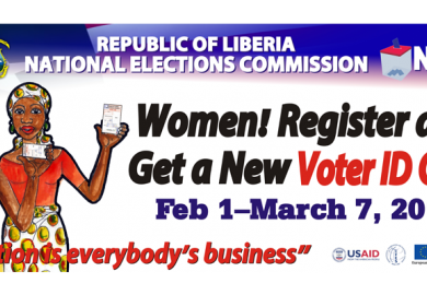 Modernizing Civic Voter Education in Liberia Featured Image