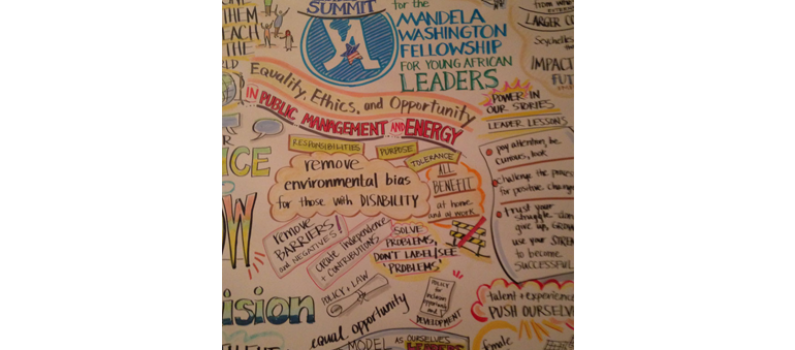 IFES at the Mandela-Washington Fellowship's 2016 Young African Leaders Initiative Featured Image