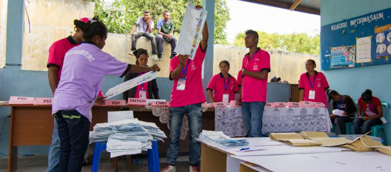 Elections in Timor-Leste: 2016 Local Elections Featured Image