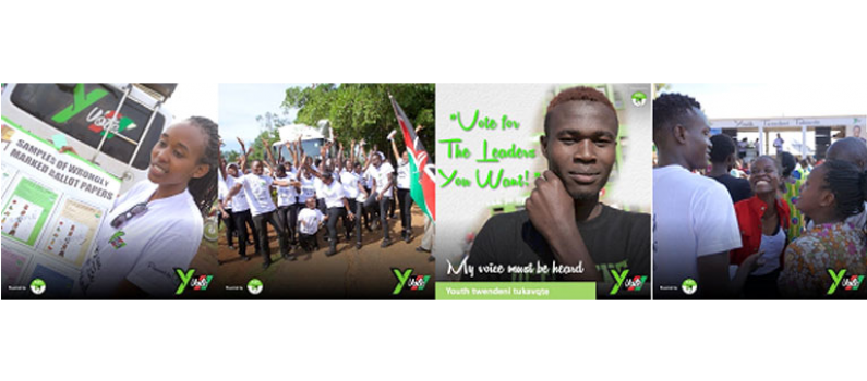 Youth Vote Activation and Digital Media Campaign Gearing Up for the 2017 Kenyan Election featured image