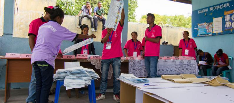 Elections in Timor-Leste: 2017 Presidential Elections Featured Image