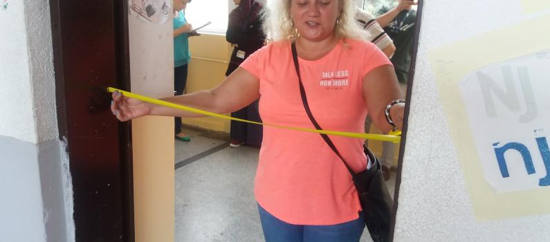 Multi-Stakeholder Working Group Conducts Polling Station Accessibility Audit in Macedonia featured image