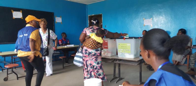 Liberia's Landmark 2017 Elections Deepen its Democracy