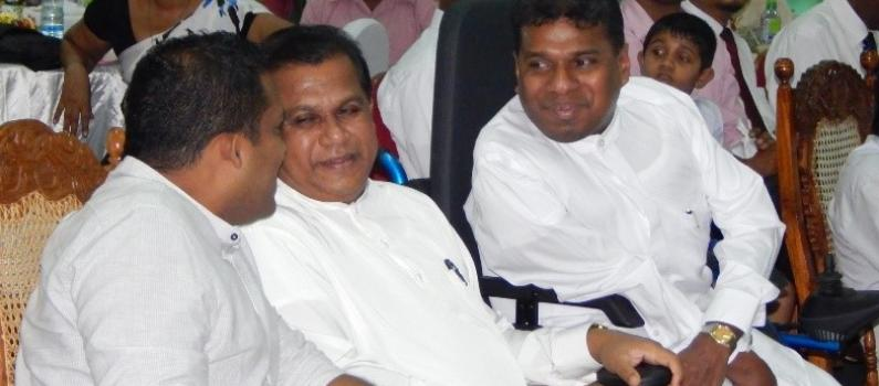 Remembering Senarath Attanayake, Sri Lankan Politician and Advocate for Disability Rights featured image