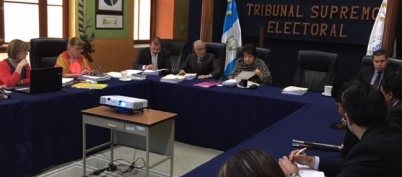 Guatemalan National Disability Council Proposes Electoral Law Reform to Increase Access featured image