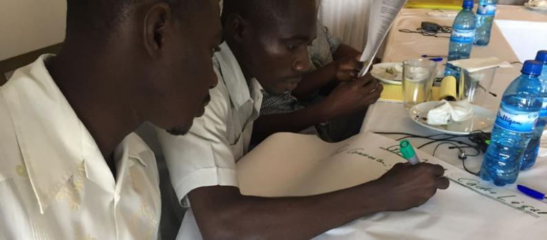 IFES Trains Haitian Disability Rights Advocates on New Advocacy Skills Featured Image