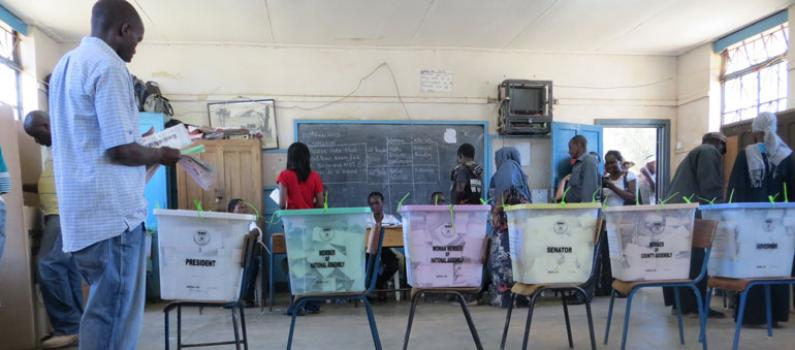 IFES Statement on the Kenya Electoral Assistance Program Featured Image