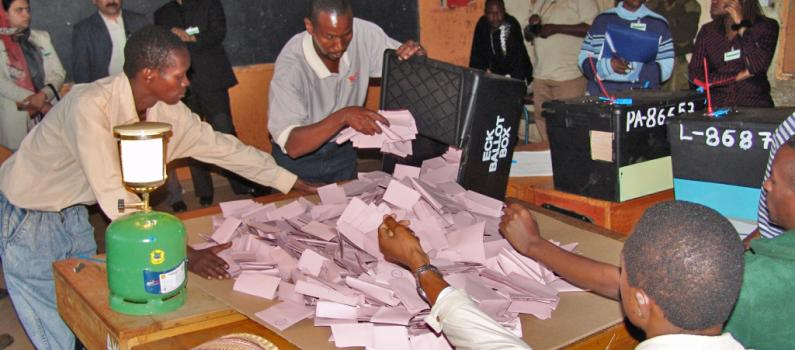 Elections in Kenya: 2017 General Elections