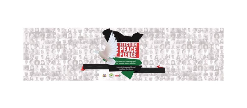 Kenyans Sign Peace Pledge Ahead of August Polls featured image