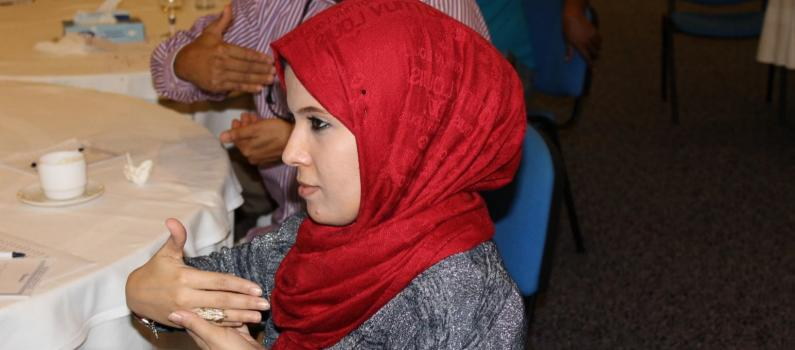 Libyan Electoral Sign Language Lexicon Facilitates Deaf Empowerment Featured Image