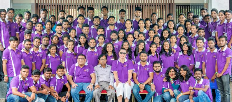 Photo Gallery: Democracy Camp Strengthens Participation of Youth Leaders in Sri Lanka featured image