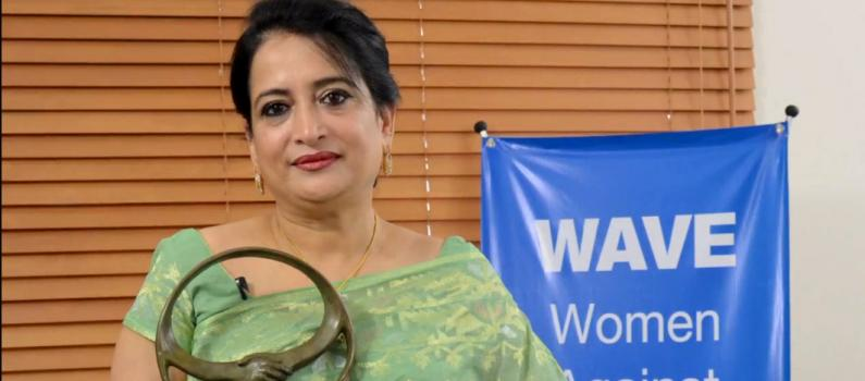 Women Against Violence in Elections (WAVE)