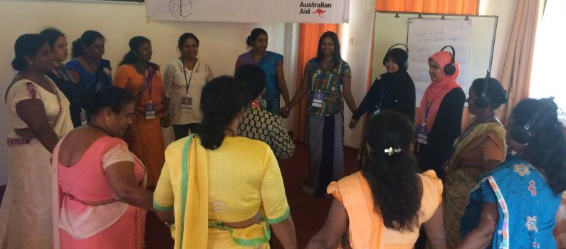 She Leads Sri Lanka Empowers Women to Be Leaders Featured Image