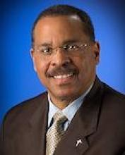 Headshot of IFES board member Ken Blackwell.