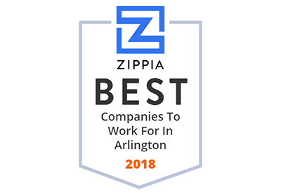 Zippia Best Companies To Work For In Arlington 2018