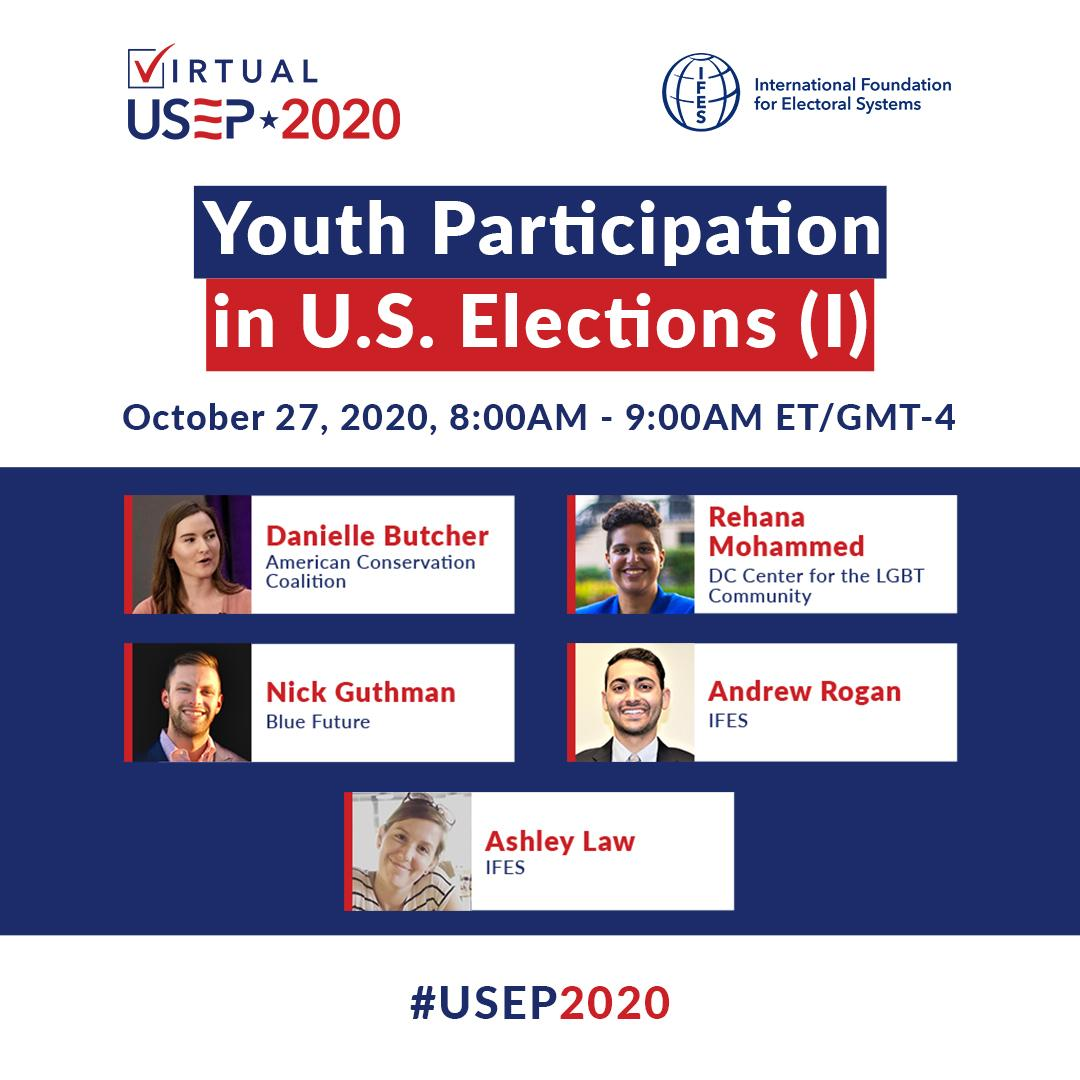 Youth Participation in U.S. Election (I)