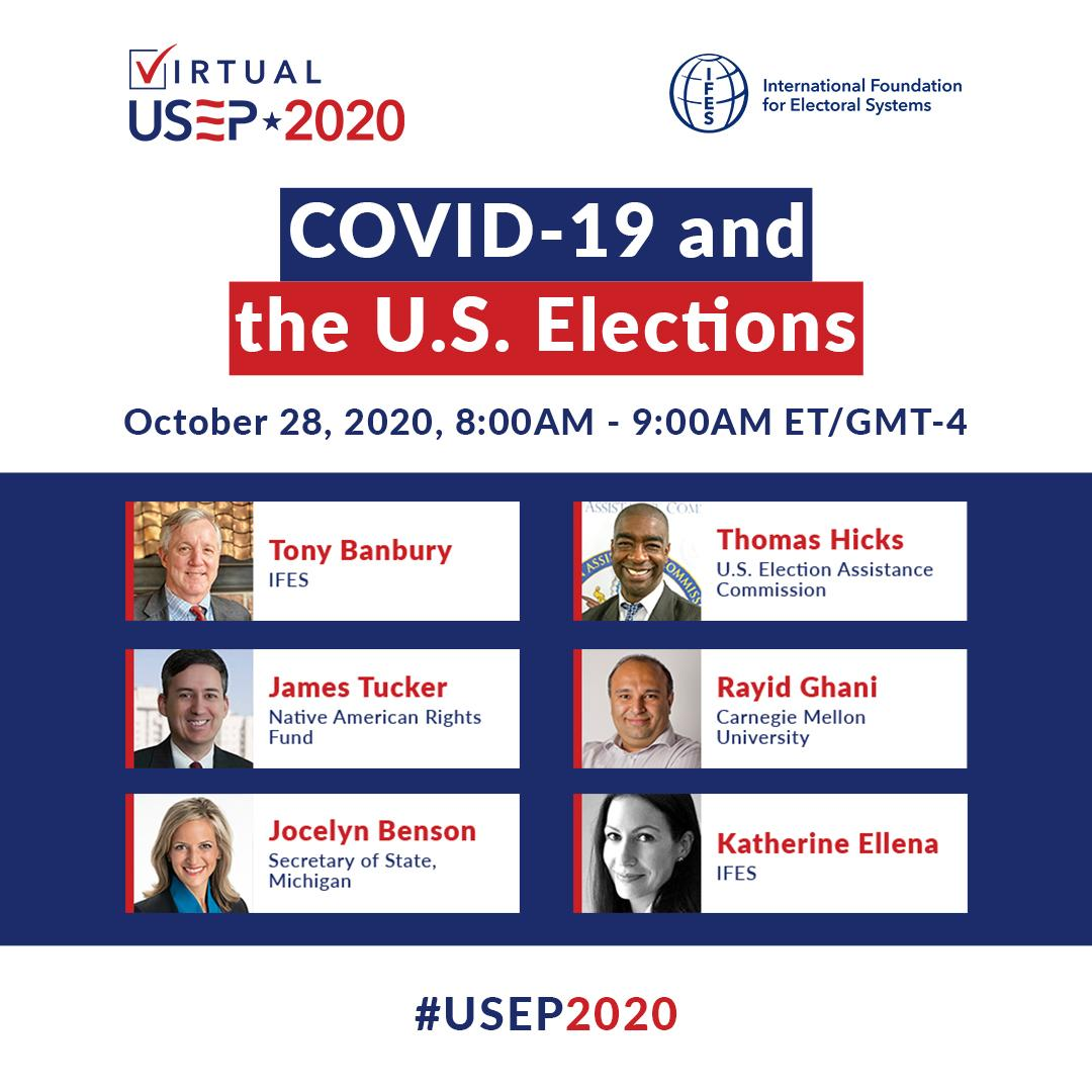COVID-19 and the U.S. Elections