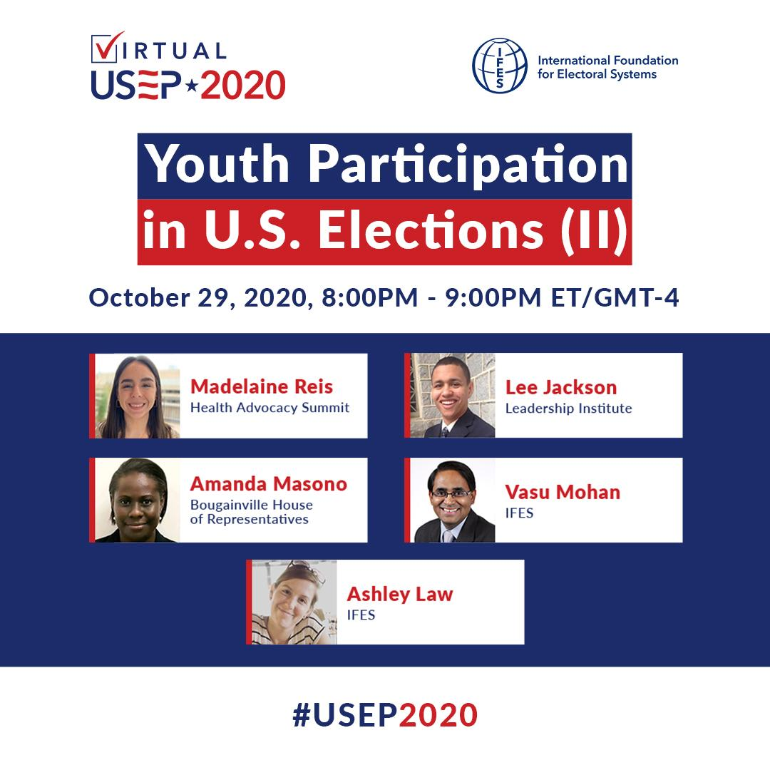 Youth Participation in U.S. Election (II)