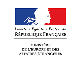 French Foreign Ministry logo