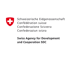 Swiss Development and Cooperation Agency (SDC) logo